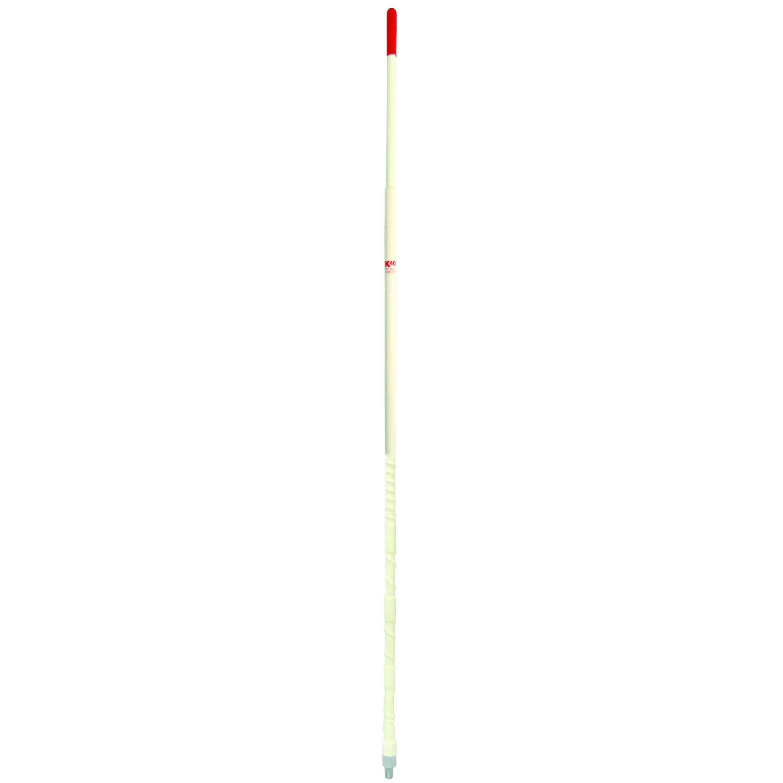 ST500-W - K40 4-1/2' CB Slide Sleeve Antenna (White)