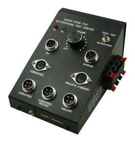 T747 - Twinpoint Superstar Microphone Test Center