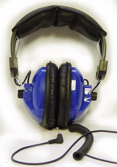 TP60 - Uniden Racing Headset for Scanners (Blue)