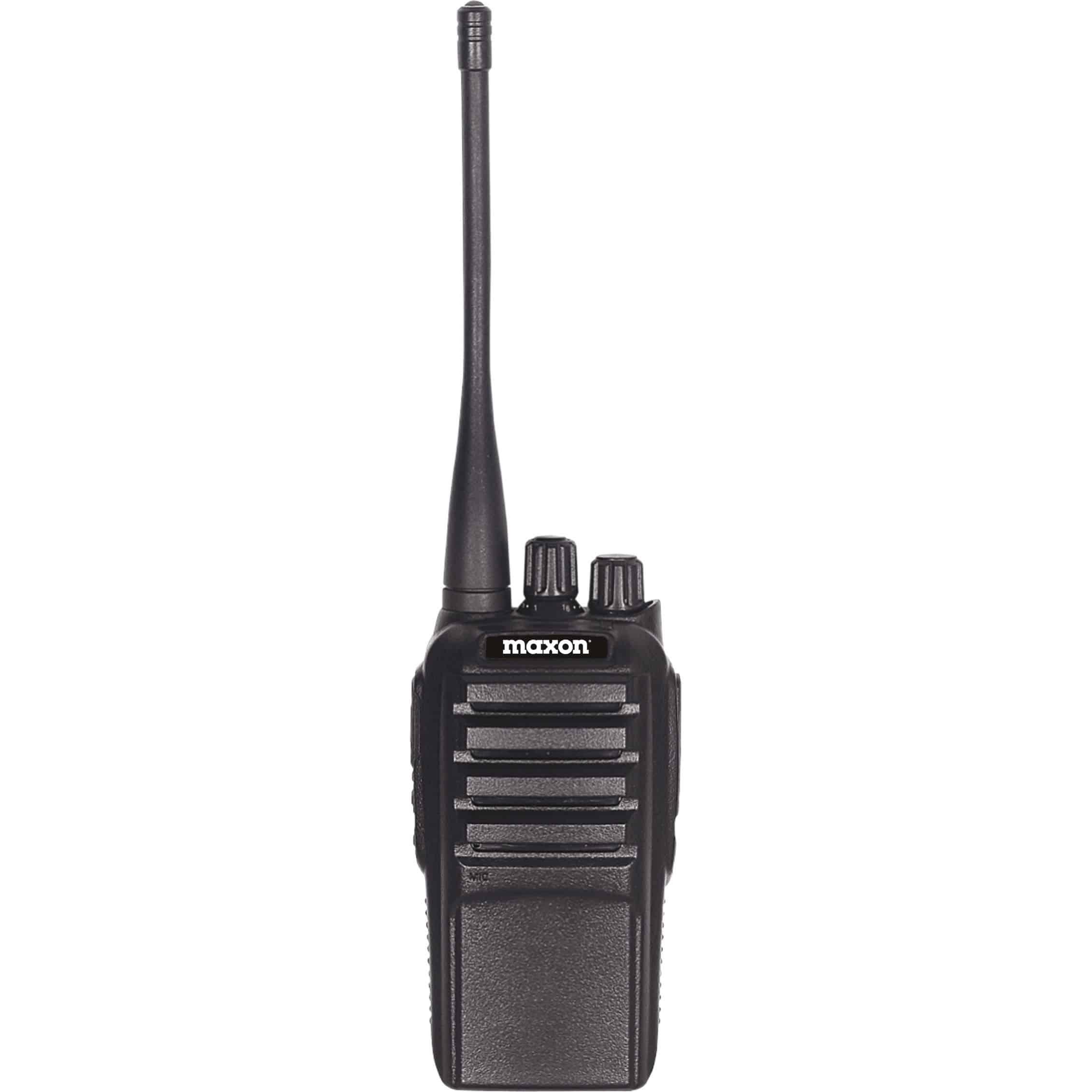 TS2116 - Maxon Professional Handheld VHF Radio
