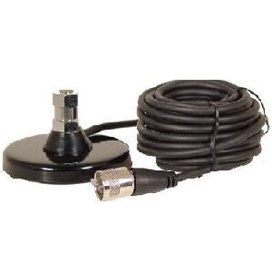 "JBC11012 - ProComm 3"" Heavy Duty Magnetic Antenna Mount"
