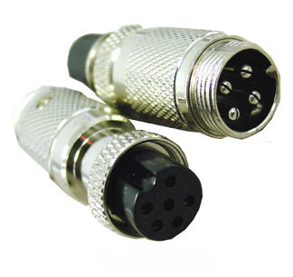 C4PRCI6 - TWINPOINT 6 PIN TO 4 PIN MICROPHONE ADAPTOR