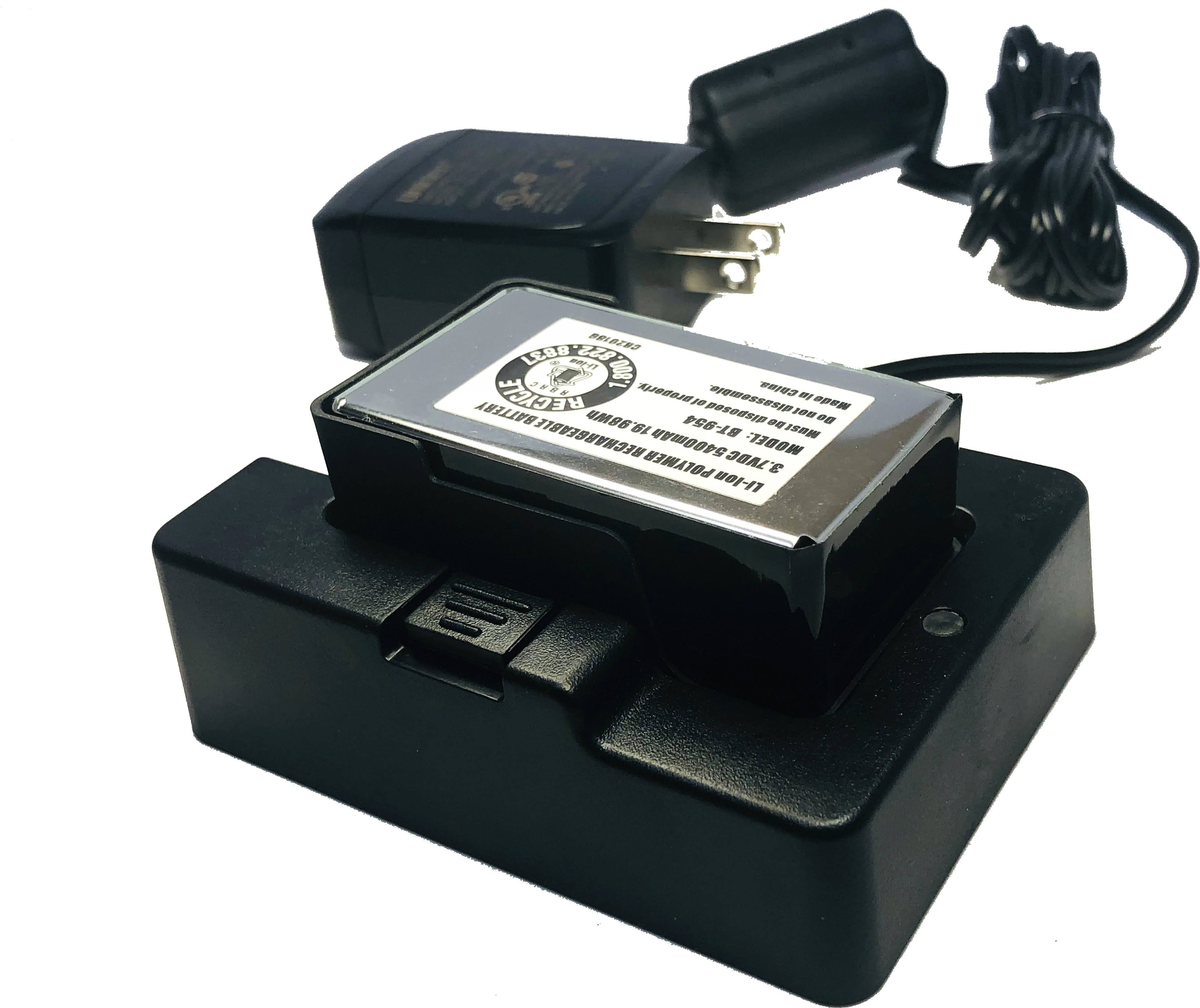 EBC100 - Uniden External Battery Charger for the SDS100 Scanner