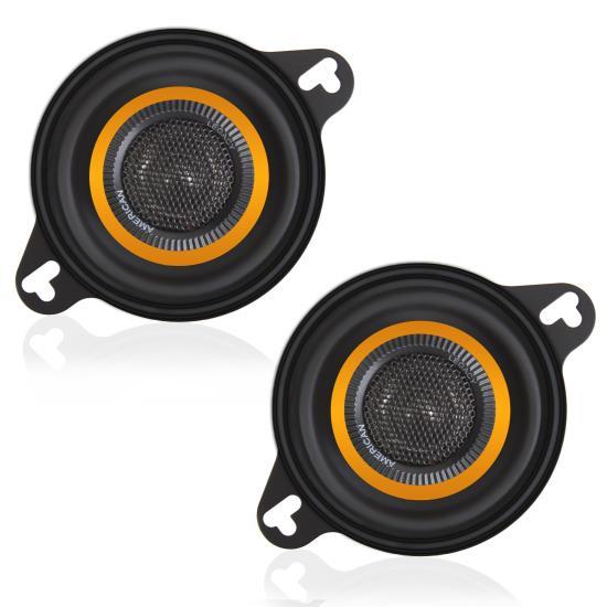 """LS328 - Legacy 3-1/2"""" 120 Watt 2 Way Speaker (Pair)"""