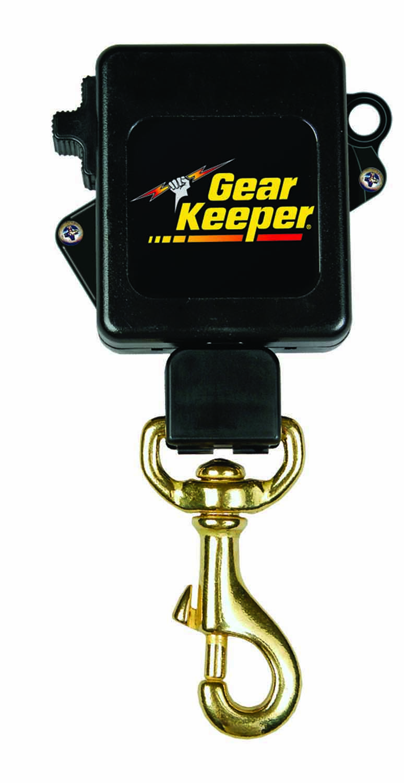 MH12 - Hammerhead Security Key Retractor Clamp On Belt Item