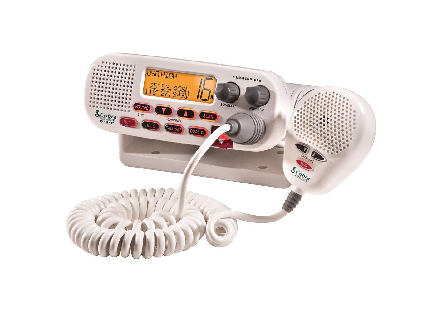 MRF45D - Cobra® Class D Submersible VHF Radio