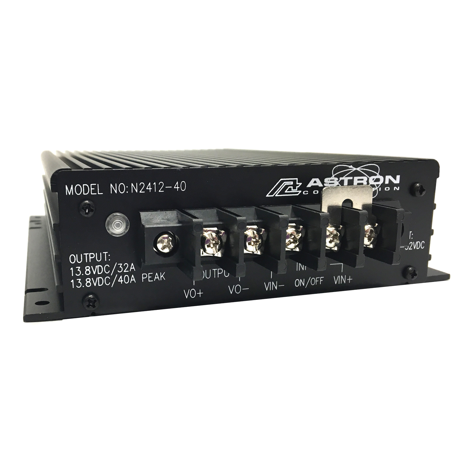 N2412-40 - Astron Non Isolated Dc-Dc 40 Amp Converter