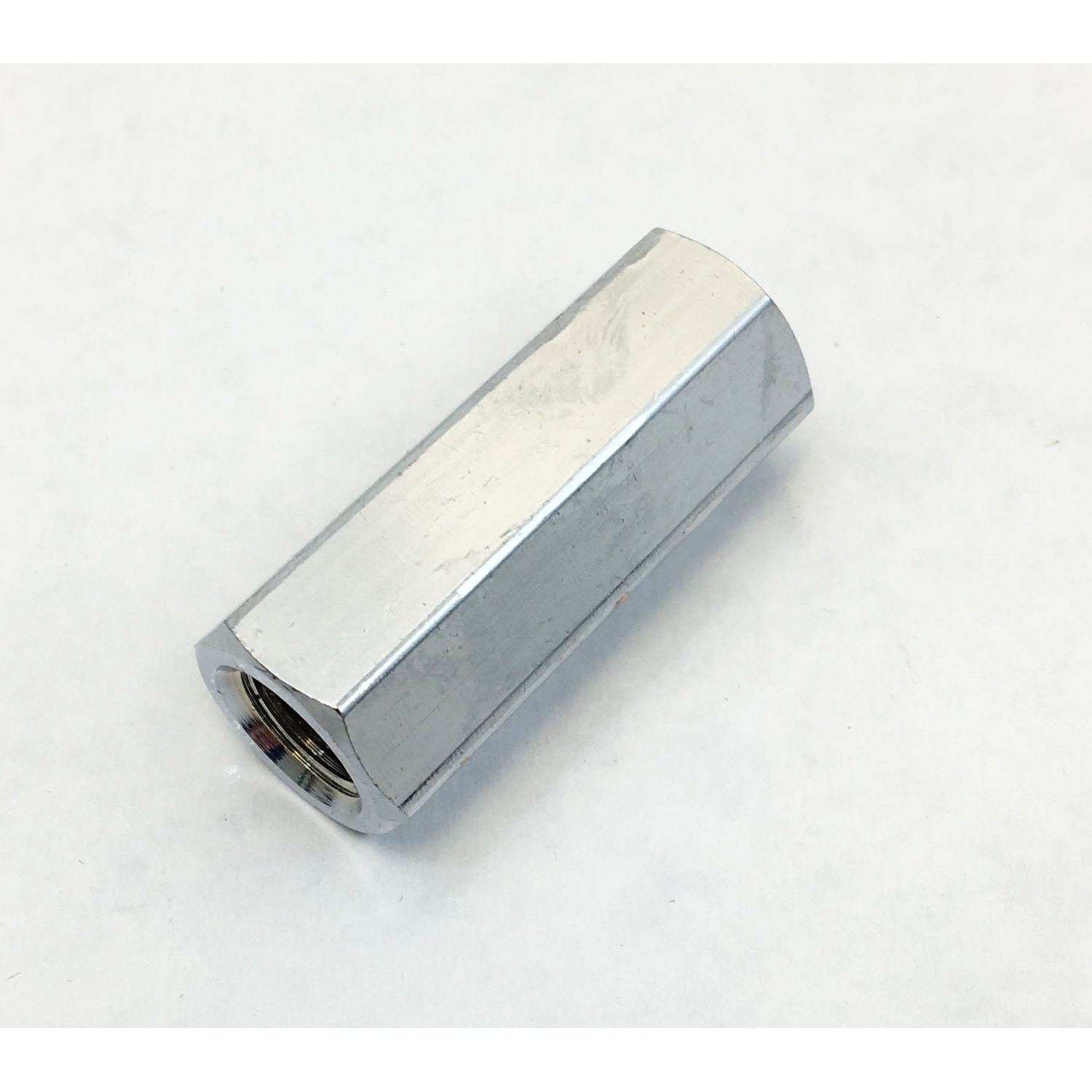 NUT3 - Twinpoint 1 1/2 Inch Long 3/8 X 24 Antenna Nut