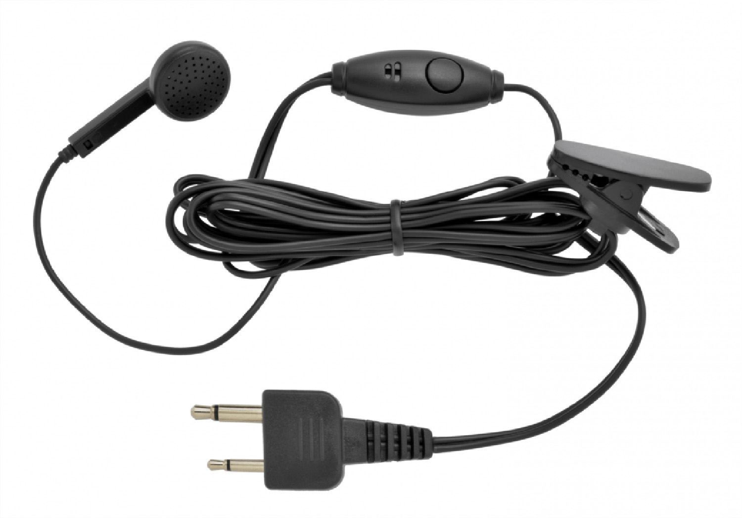 PMREBM - Cobra® Earbud Microphone for the HH38WXST & HH50WXST Handheld CB Radios