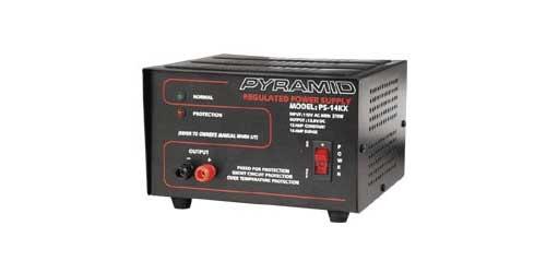 PS14 - PYRAMID 12 AMP (14 AMP SURGE) POWER SUPPLY