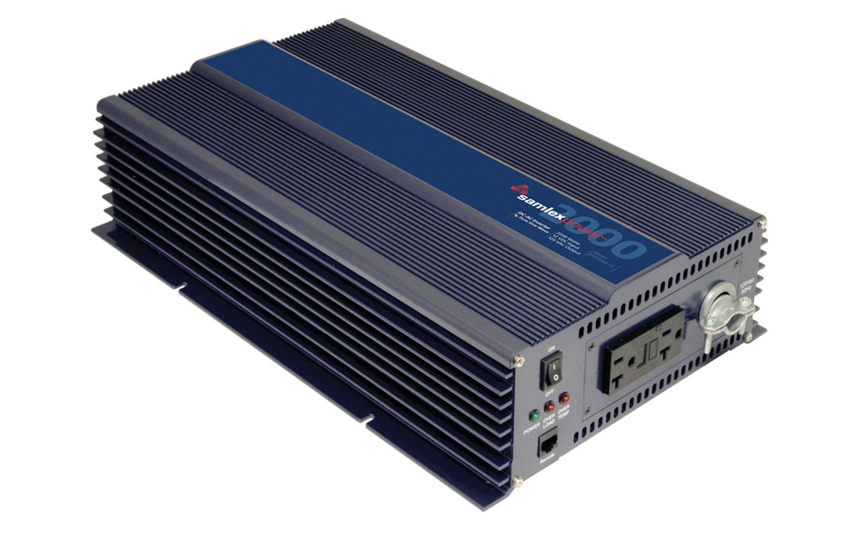 PST200012 - SAMLEX 2000 WATT HIGH EFFICIENCY PURE SIGN WAVE INVERTER