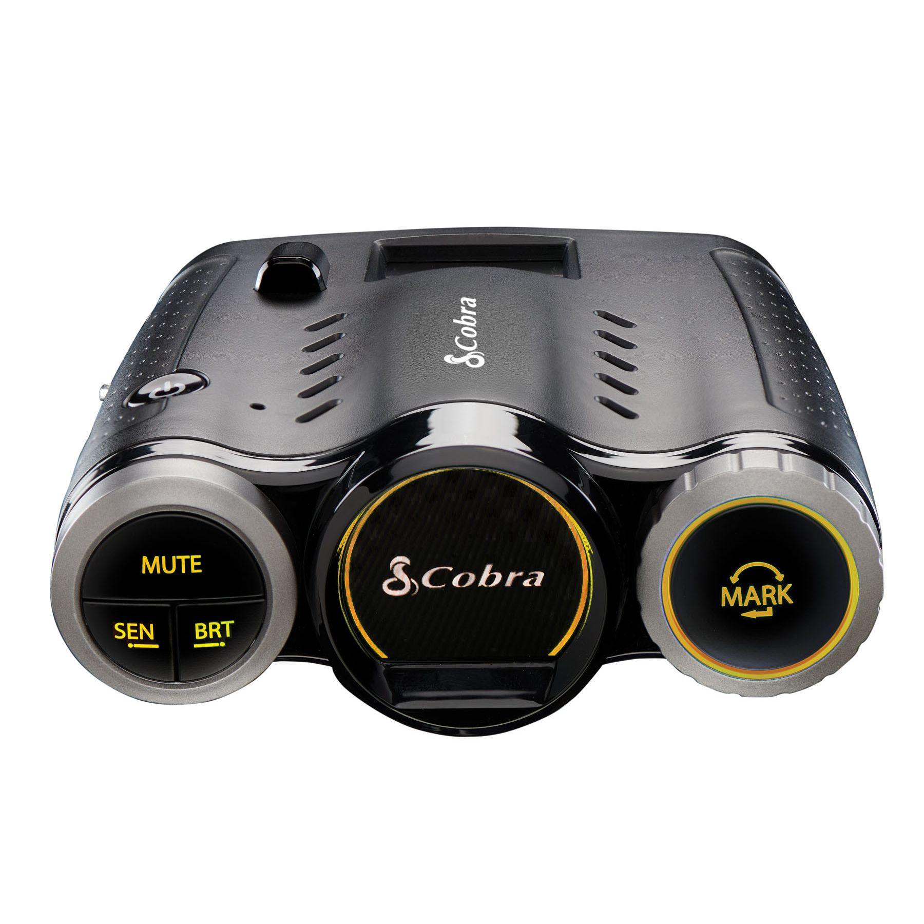 ROAD SCOUT - Dash Cam And Radar Detector Wifi Bluetooth 1080p