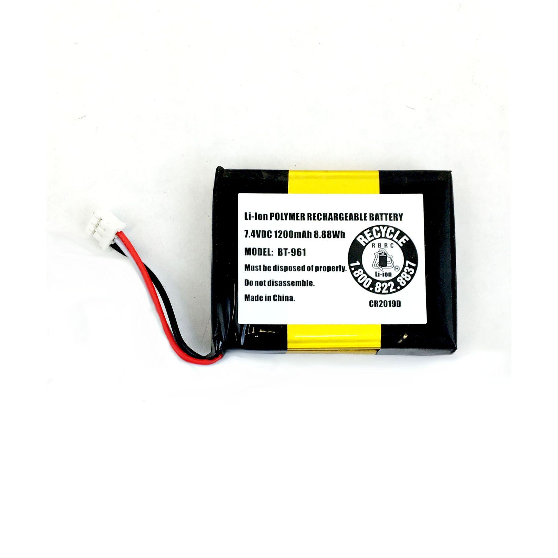 BBTG0961001 - Uniden Battery For Atlantis275 Radio
