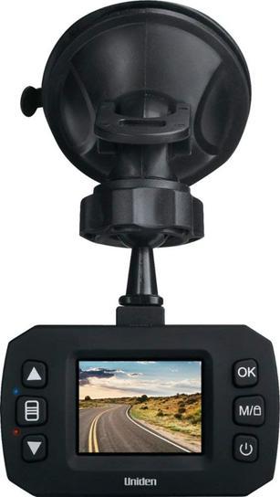 DC11 - Uniden 1.5 Inch Color LCD Display Dash Camera
