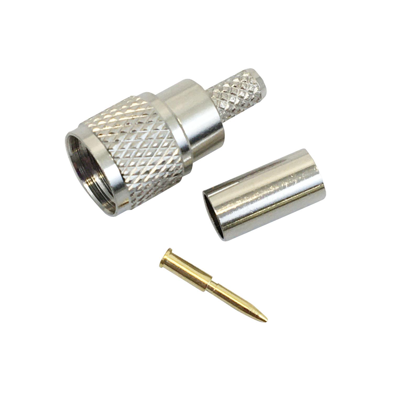 MPL03 - ProComm Mini Uhf Male Crimp Connector