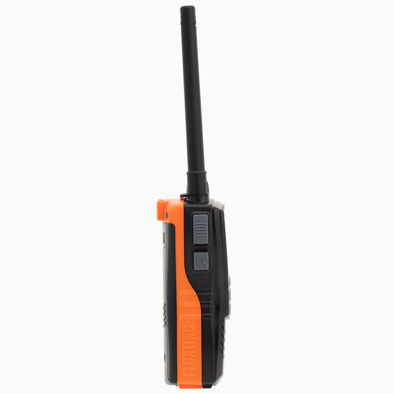 MRHH600FLTGPS - Cobra® 6 Watt VHF Handheld Radio GPS, Bluetooth