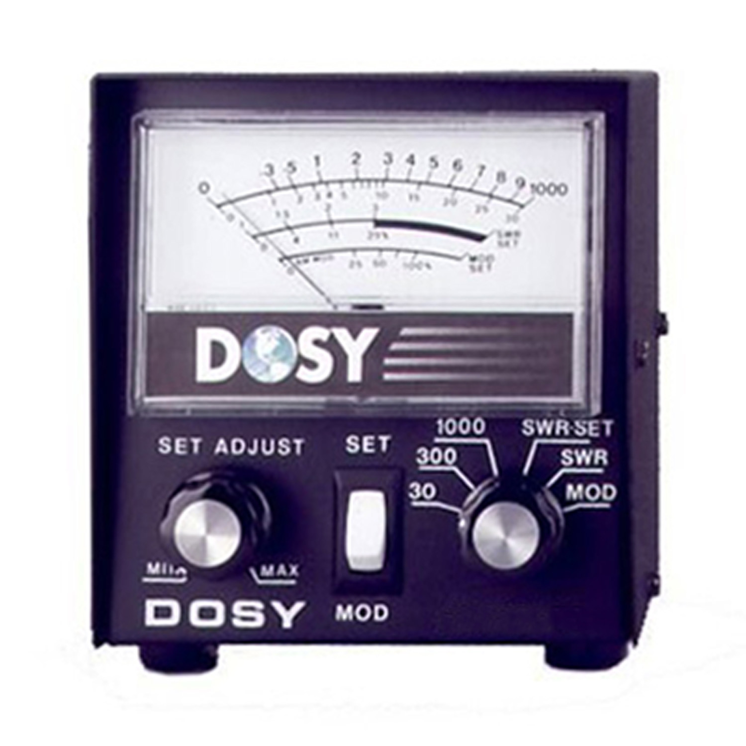 PM1000 - Dosy SWR and Modulation Meter Test Set For 30/300/1000 Watts