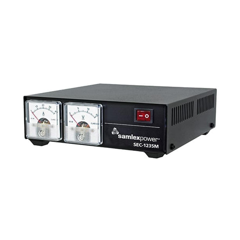 SEC1235M - Samlex 30 Amp Ac to Dc Power Supply