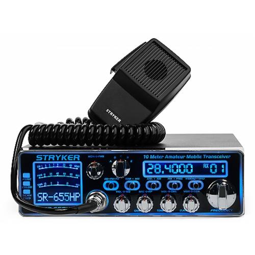 SR655HPC -  Stryker 10 Meter 80-90 Watt Amateur Ham Radio