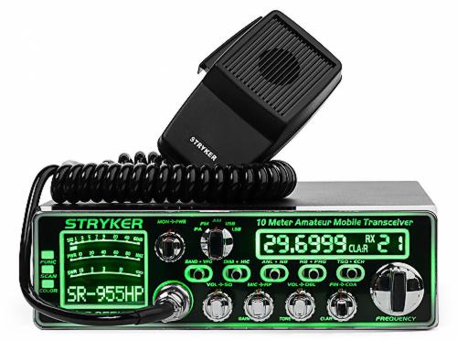 SR955HPC  - Stryker 10 Meter 80-90 Watt Amateur Ham Radio with SSB