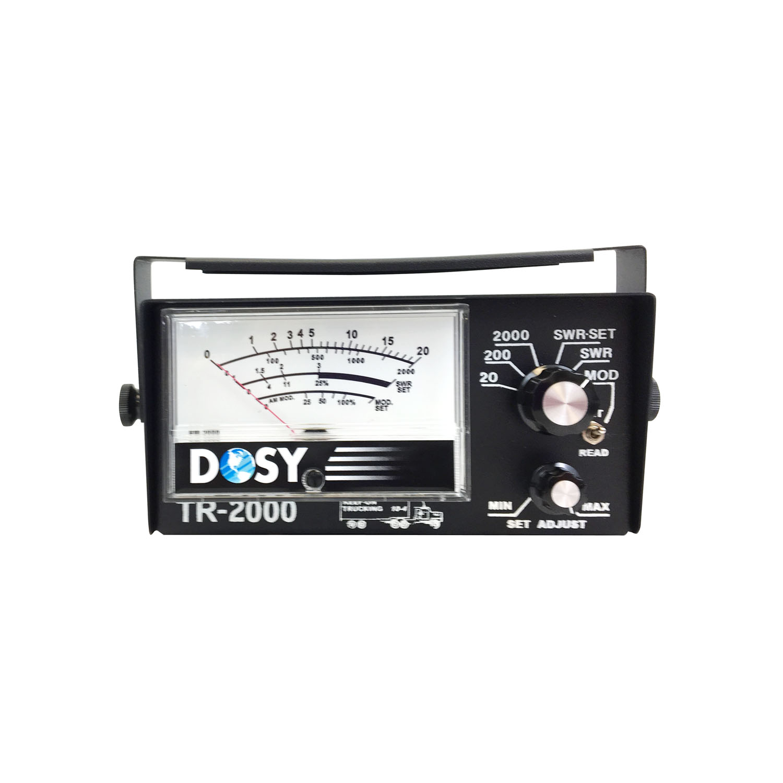 TR2000 - Dosy 2000 Watt Mobile SWR Meter Test Set