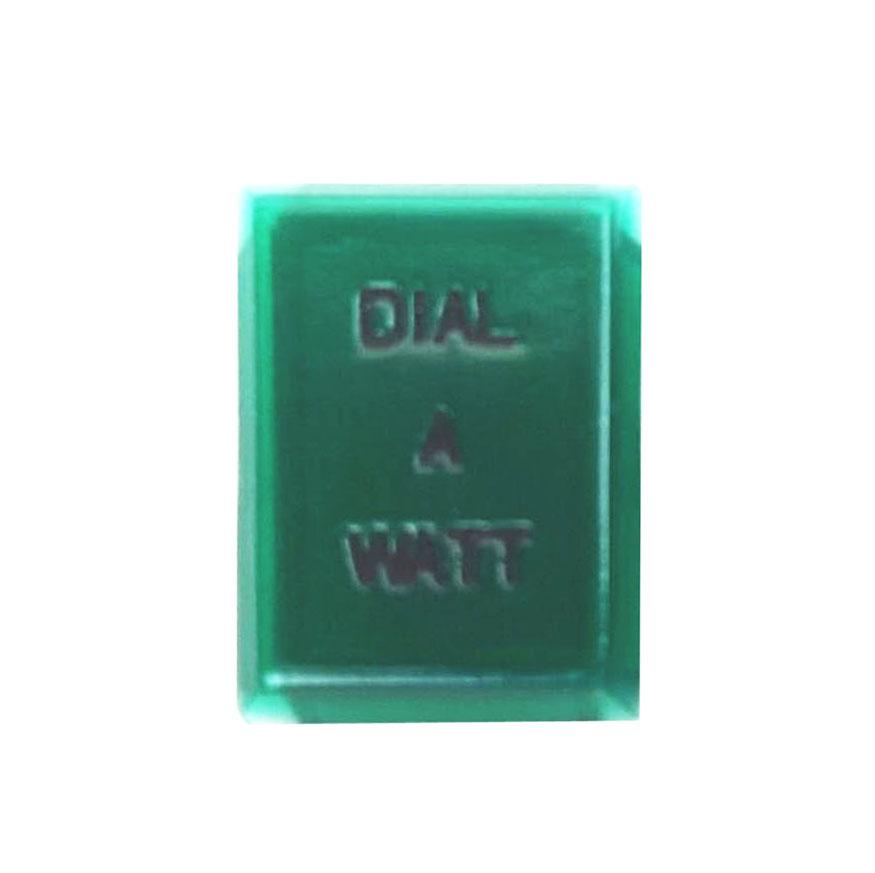 TSLENS-G - Texas Star Green Dial-a-Watt Replacement Lens Cover for DX350, DX350HDC, DX500, DX500V, DX667, DX667V