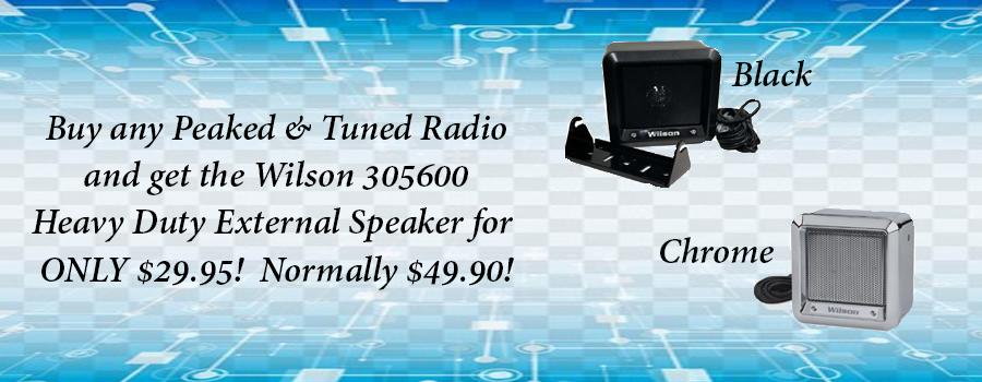 External Speaker Special