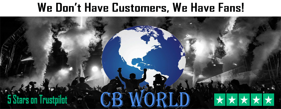 CB World Trustpilot