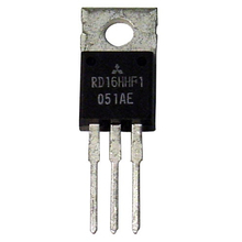 010133 - Cobra® Mitsubishi RD16HHF1 Transistor for 200Gtl Radio