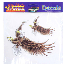 04560060 - Car Tattoos Eagles Stick On Weather Resistant Vinyl Decals