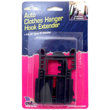 04700054 - Auto Clothes Hanger Hook Extension
