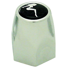 0486310L - Chrome Sitting Lady Bullet Lug Nut Cover