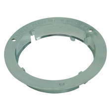 "049BP9132C - 4""  Chrome Locking Flange Nut - Carded"