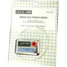 1101M - Goldline 20-160Mhz Marine Field Strength Meter