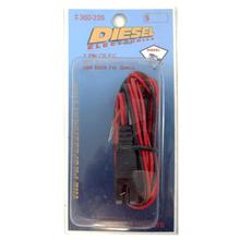 360226 - 5' 2 Pin Standard Power Cord