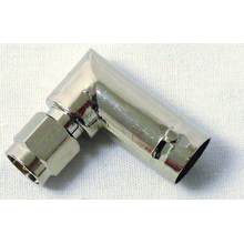 407840 - Twinpoint Sma Male To Bnc Female Right Angle Connector