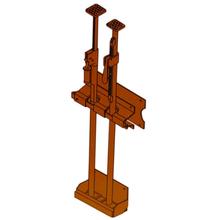 4710062 - Bartender Stores 2 Load Lock Poles