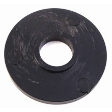 "930BPW - ProComm Large Black Plastic Washer W/ 1/2"" Center Hole"