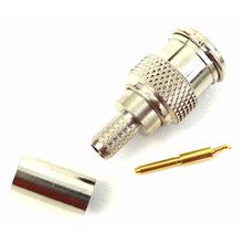 AC13 - Mini-Uhf-M-Crimp Push On Adapter