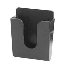 AUMH4-B - Black Plastic Microphone Clip
