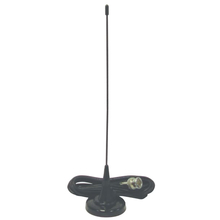 "AUSCAN3 - 2"" Magnetic Mount 16"" Scanner Antenna with Coax"