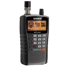 BC125AT - Uniden 500 Channel Handheld Scanner