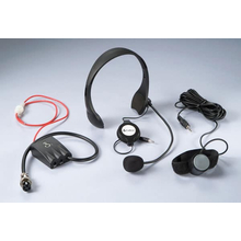 CAMS4 - Cobra® Hands Free Noise Canceling CB Microphone