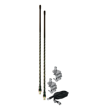 HSD995-4B - ProComm 4' Dual 3-Way Mirror/Side Mount Antenna Kit
