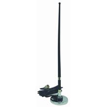 "JBC150M - ProComm 15"" Flexible Rubber CB Antenna Kit"
