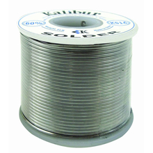 KS16 - Kalibur 60/40 Rosin Core Solder 1.6mm Diameter (1 Lb Spool)