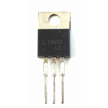 L7808 - 8 Volt Regulator I.C.