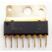 MB3756 - Linear Audio I.C. - Fujitsu