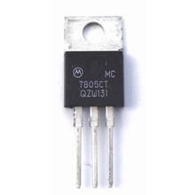 MC7805 - Linear I.C.- 5 Volt Regulator