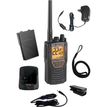 MRHH425LIVP - Cobra® 5 Watt Marine VHF And GMRS Handheld Radio